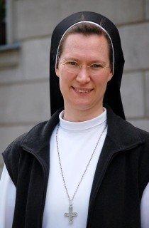 Schwester Mirjam Grüßner